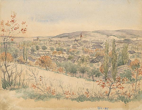 Slovenský kresliar z 3. štvrtiny 19. storočia - Prešov