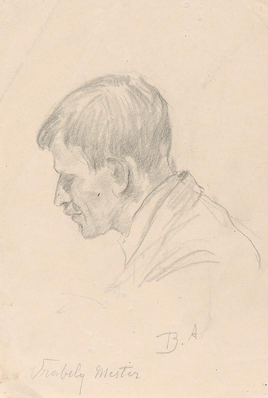 Andor Borúth - Mužský profil