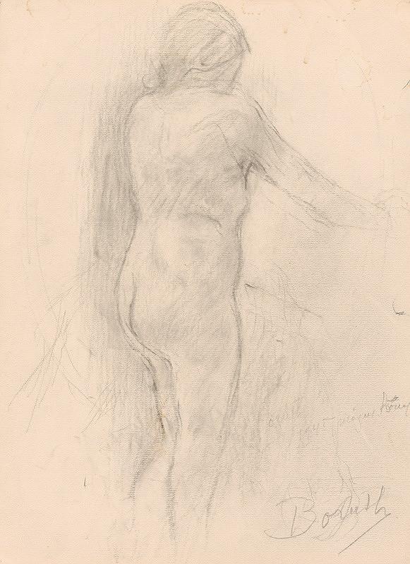 Andor Borúth – Ženský akt