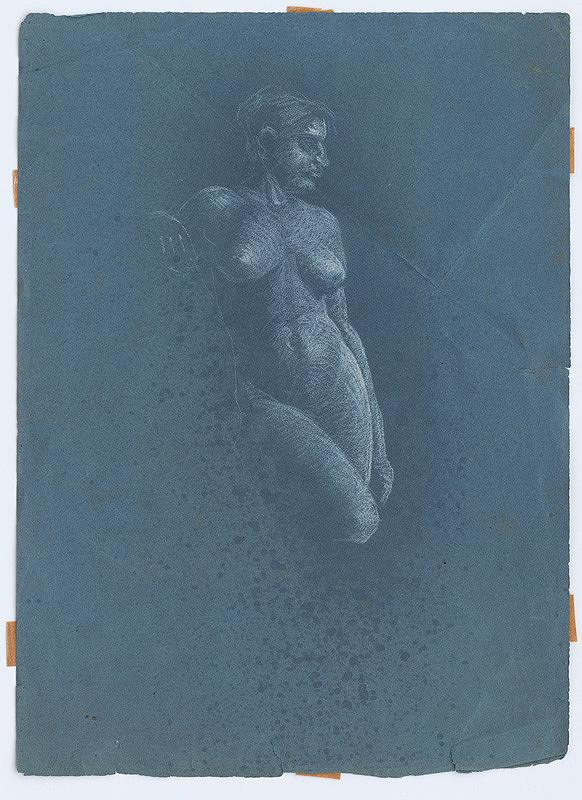 Ferdinand Katona – Ženský akt