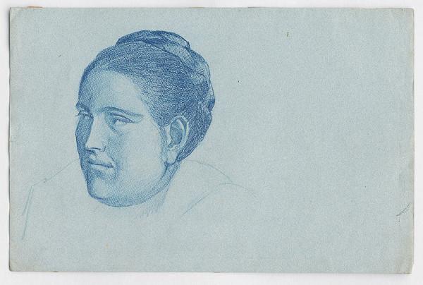 Ferdinand Katona - Hlava ženy