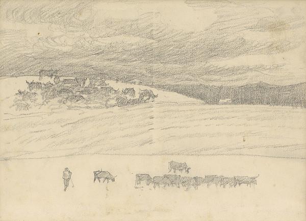 Ferdinand Katona – Na paši