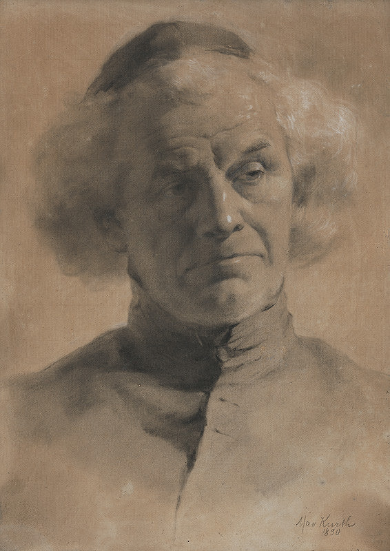 Maximilián Kurth - Hlava starca