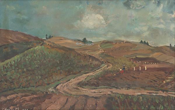 Július Nemčík - Krajina od Rudňan