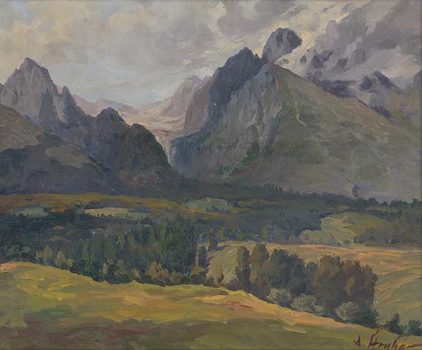 Alojz Struhár - Studenovodská dolina