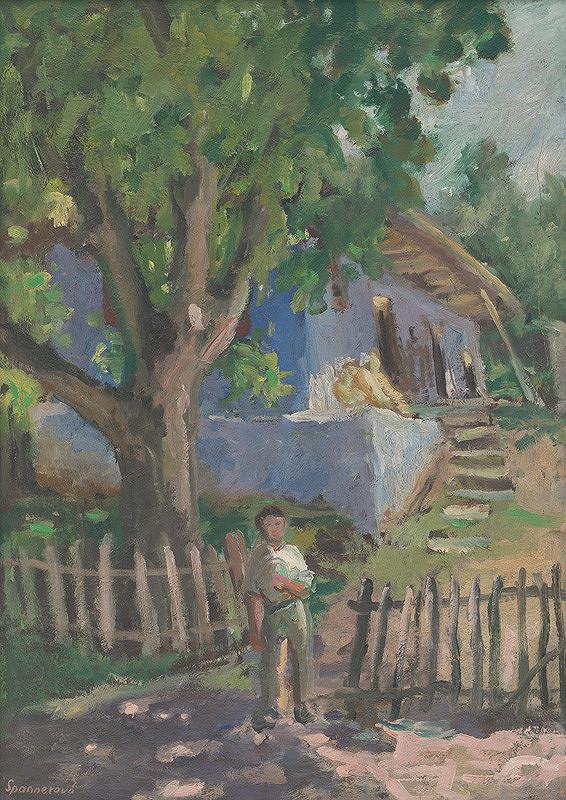 Edita Spannerová – Na dedine