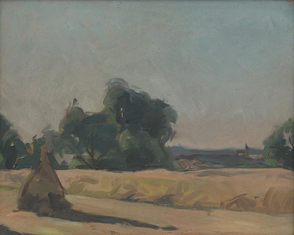 Ernest Rákosi – Na okraji poľa