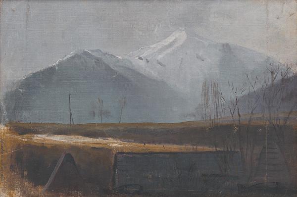 Ferdinand Katona – Skorá jar v Belanských Tatrách