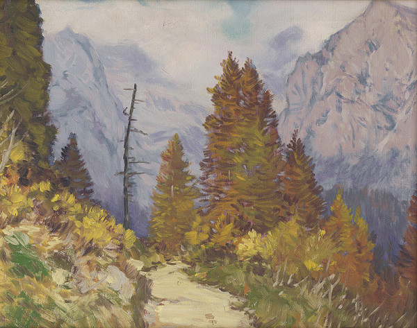 Karel Schadt – Cestou k Mengusovskej doline