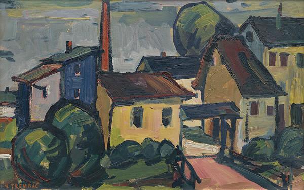 Michal Trembáč – Starý mlyn