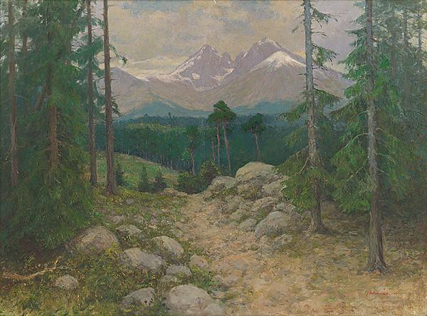 Jan Němeček – Vysoké Tatry