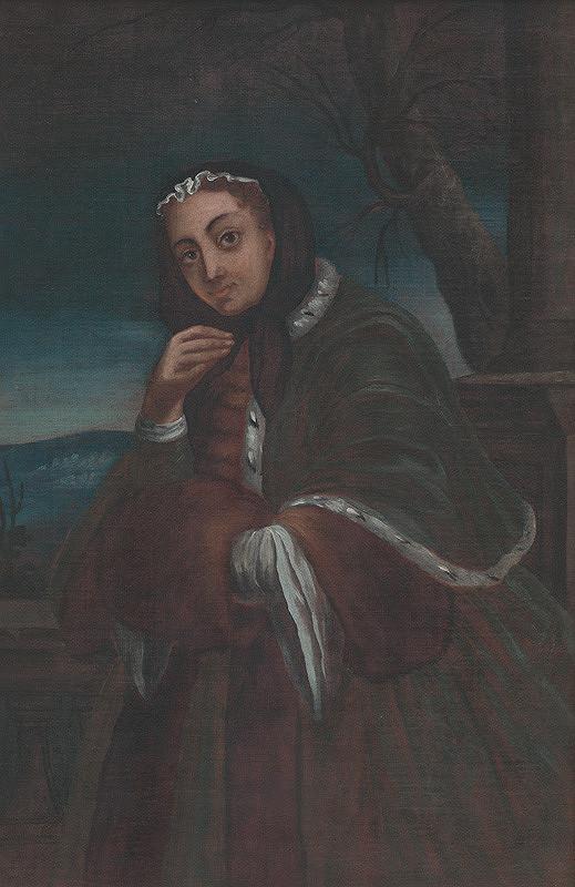 Stredoeurópsky maliar zo 4. štvrtiny 18. storočia - Alegória zimy