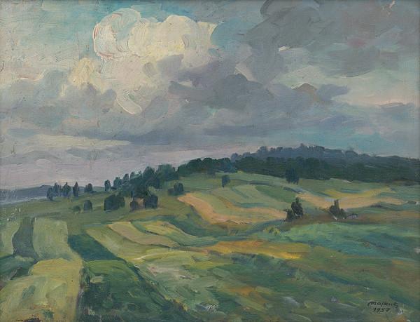 Jozef Majkut - Pred letným dažďom