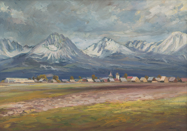 Jozef Majkut - Gerlachov