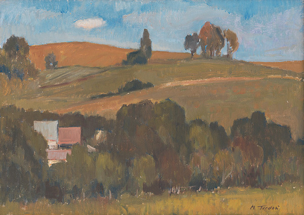 Martin Tvrdoň – Jesenná krajina
