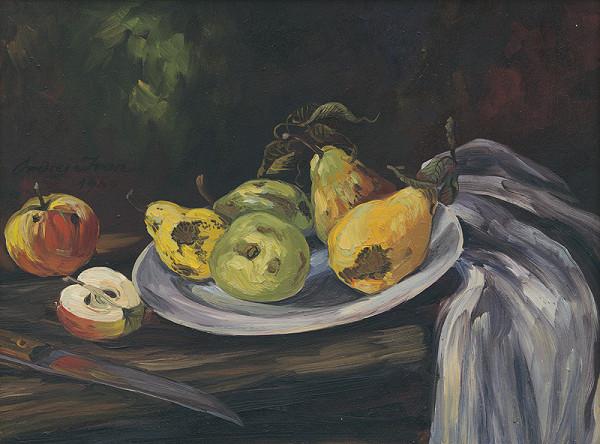 Ondrej Ivan - Naše ovocie