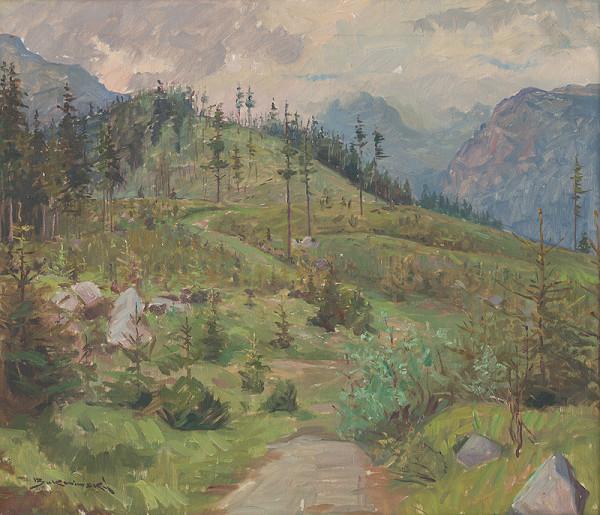 Július Bukovinský - Mlynická dolina