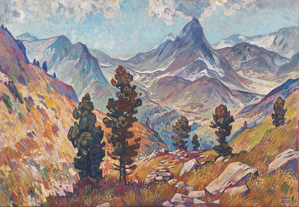 Josef Olexa – Mengusovská dolina
