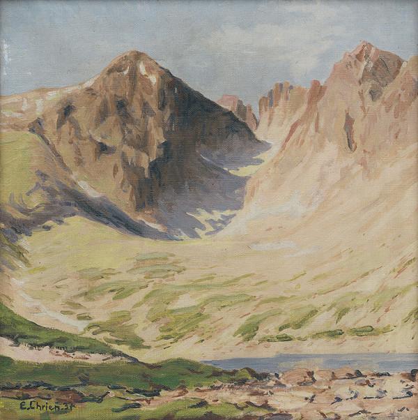 Eugen Chrien – Lomnický štít