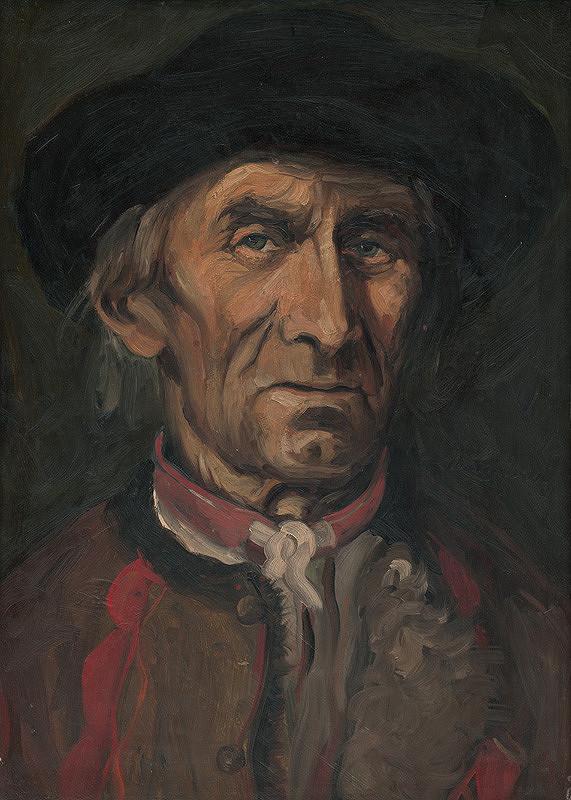 Ondrej Ivan - Podobizeň Ondreja Ivana staršieho