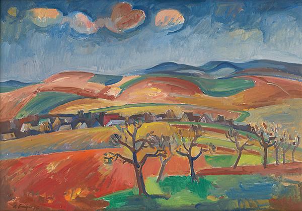 Andrej Gaj – Stromy