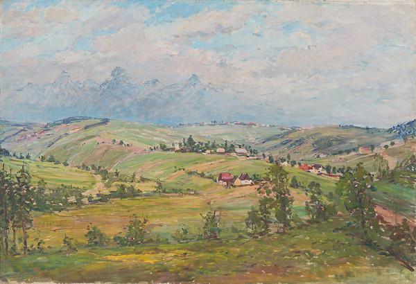 Andrej Doboš – Podtatranská krajina