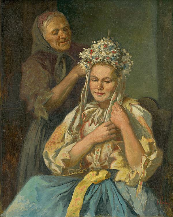 Gejza Szalay – Úprava nevesty z Piešťan