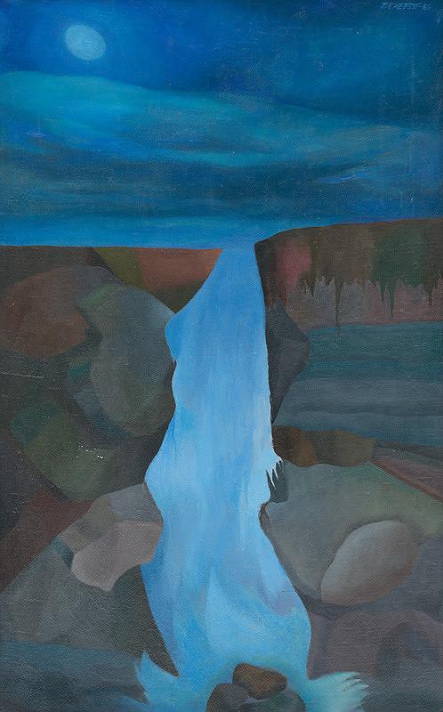 Alexander Eckerdt – Modrý vodopád