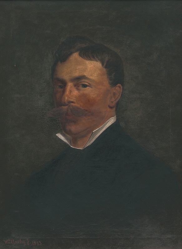 Eugen Wallachy – Portrét muža