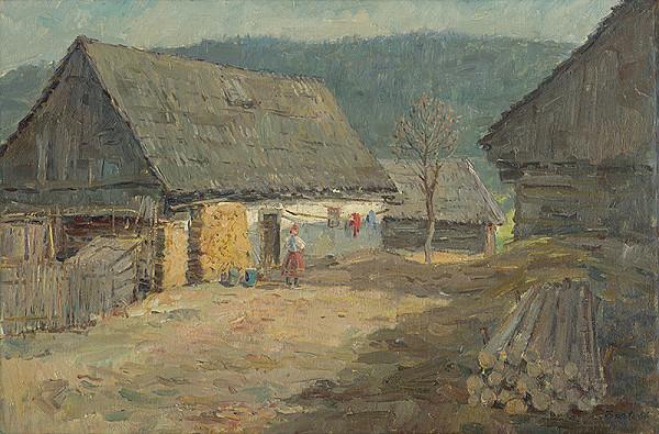 Július Barta - Heľpiansky dvor