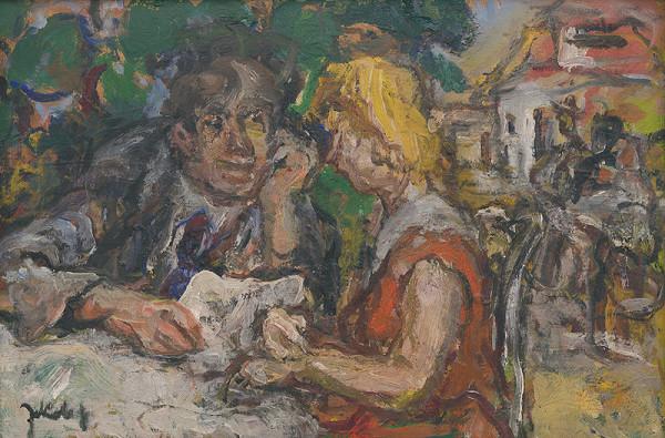 Július Jakoby – Pri stole