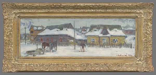 Vladimír Vestenický – Ždiar v zime II.