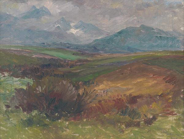 Jozef Fabini – Jeseň pod Tatrami