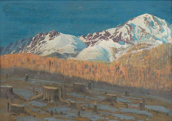 Ferdinand Katona - Jar v Tatrách