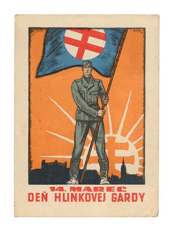 Andrej Kováčik – 14. marec. Deň Hlinkovej gardy