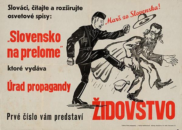 Neznámy autor – Marš zo Slovenska!