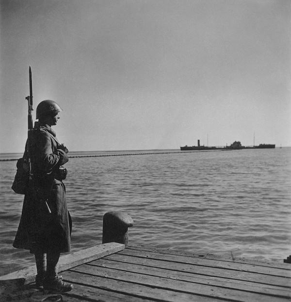 Jozef Cincík – Slovenský vojak na stráži pri Azovskom mori