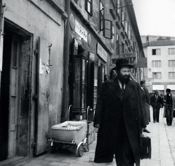 Ladislav Roller - Na židovni v Bratislave