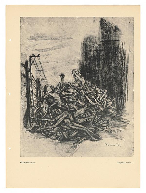 František Reichentál – Kresby z albumu Arbeit macht frei - Opäť pohromade