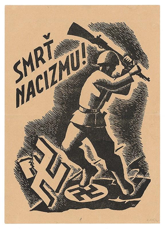 Štefan Bednár - Smrť nacizmu!