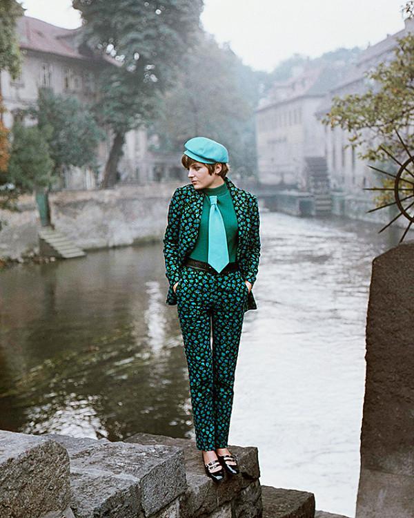 Karol Kállay – Fotografia pre časopis Móda