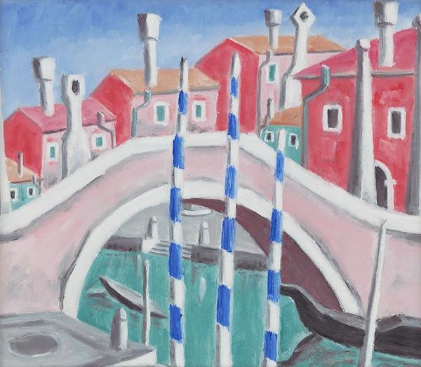 Ernest Zmeták - Most v Benátkach