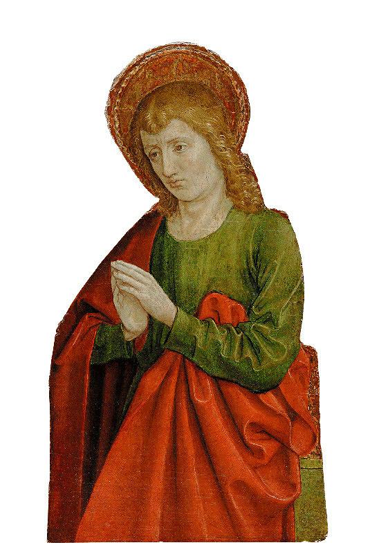 Majster z Okoličného – Sv. Ján Evanjelista