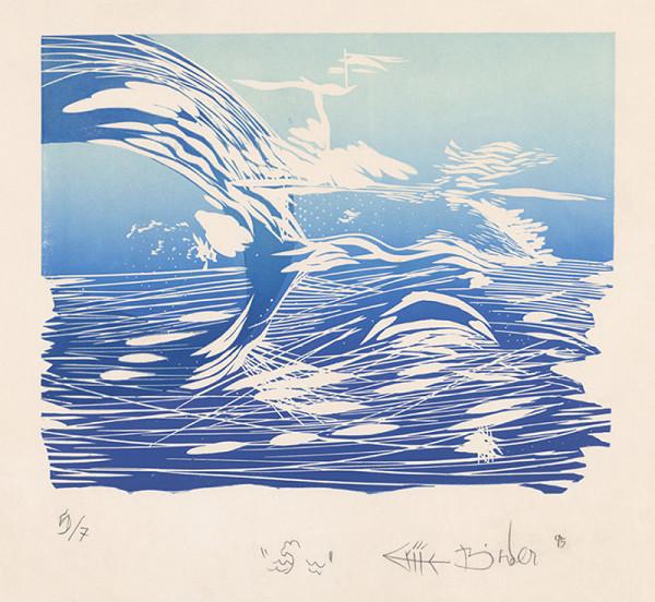 Erik Binder – Ho–Kus Po–Kus Hokusai