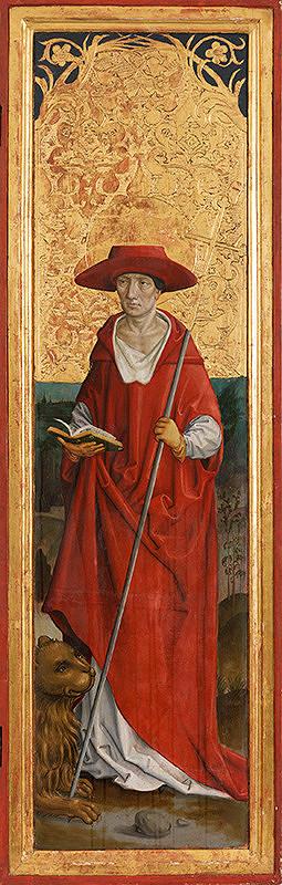 Majster z Okoličného - Sv. Hieronym