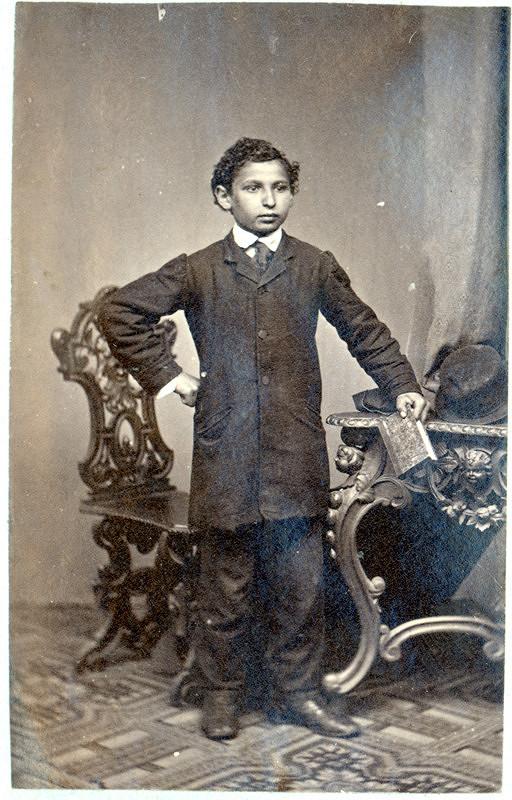 Imrich Emanuel Roth - Portréty Rómov v ateliéri