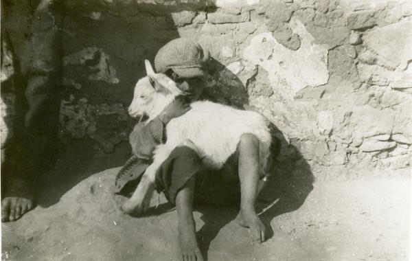 Josef Polák – Rómsky chlapec v Pečovskej Novej Vsi