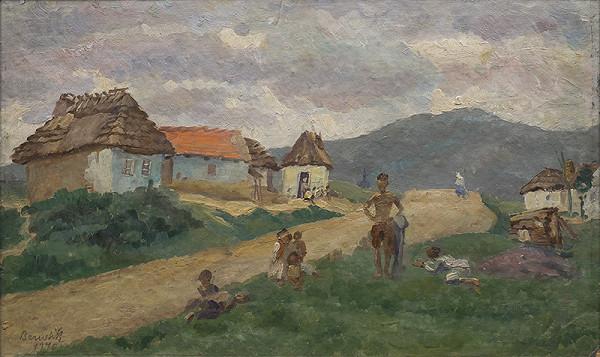 Jozef Bendík - Cigánske koliby