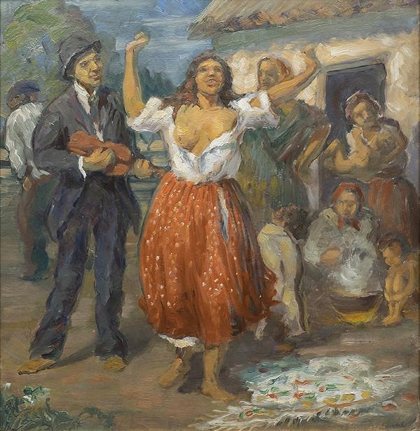 Jozef Bendík – Tanečnica
