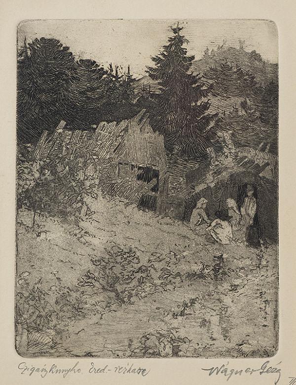 Géza Wágner – Cigánska búda
